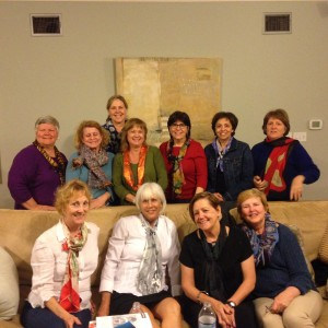 This lovely book club hails from New Orleans!
