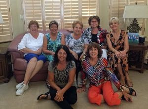 "This Phoenix, Arizona variety book club read A FALL OF MARIGOLDS. They said: ""It was unanimous--we loved it!"""
