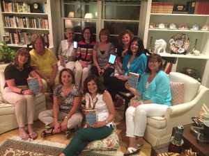 This fine group of readers hails from Union County, New Jersey. They read -- and loved -- A FALL OF MARIGOLDS. (July 2016)