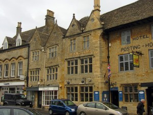The town I will evacuate her and her little sister to, a real and lovely place called Stow-on-the-Wold...