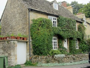 The cottage where she and her sister will be sent which I will call Thistle House...