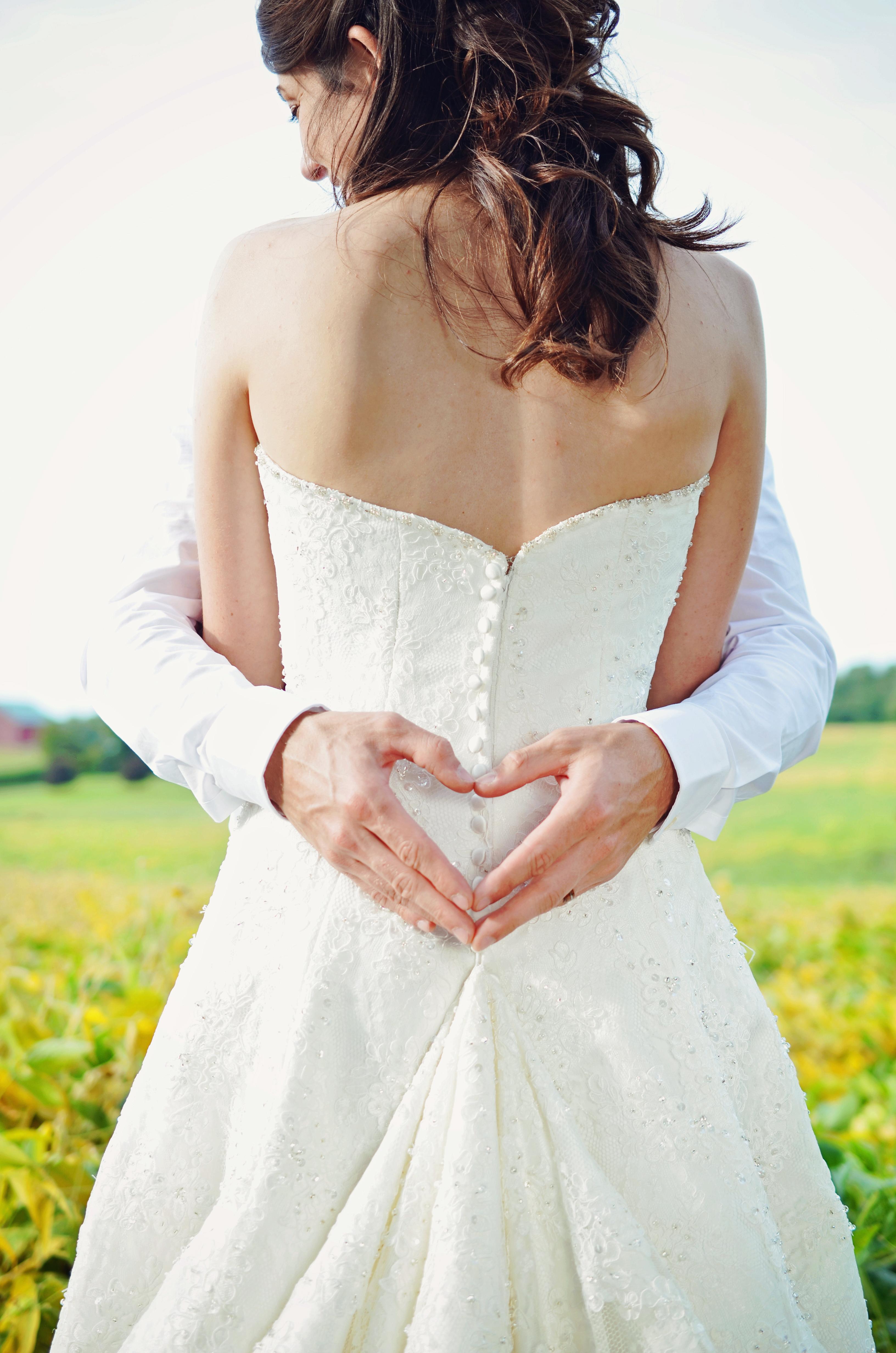 Sarah Dress Heart Sewing