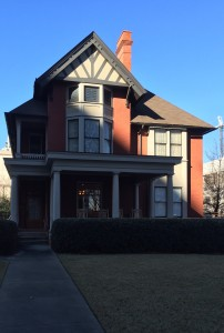 The Margaret Mitchell House used to be an apartment building for ten renters. Peggy Marsh (aka Margaret Mitchell) and her husband John moved in to apt 1 on their wedding day on July 4, 1925.